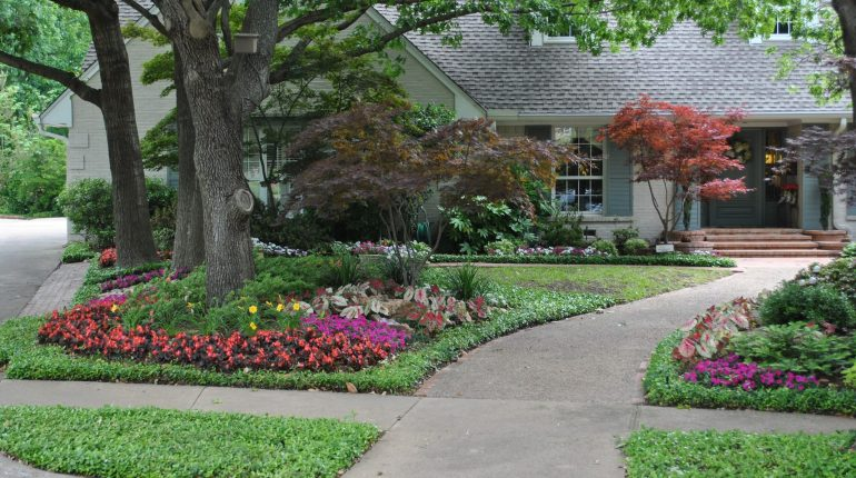 Dallas Landscape Designs - Impact Landscapes LLC
