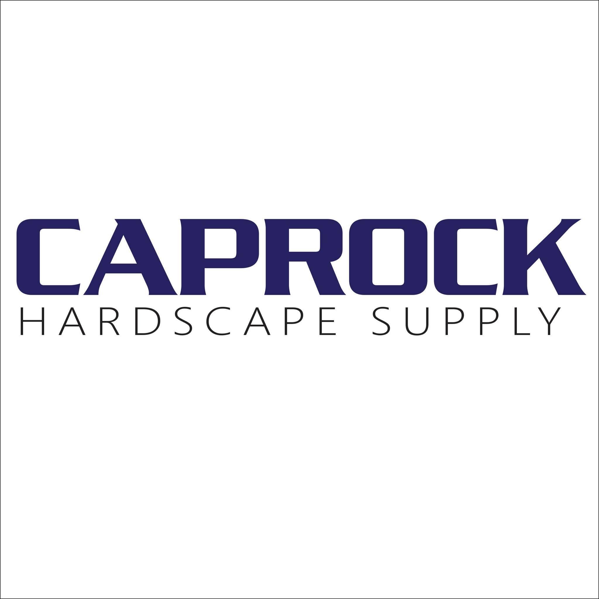 Caprock Hardscape Supply Logo
