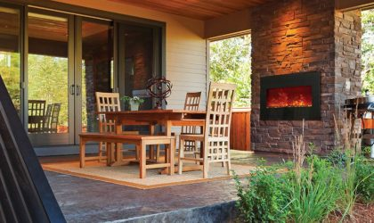 Outdoor Lighting Dallas - Landscaping and Outdoor Living Services - Impact Landscapes - 972-849-6443