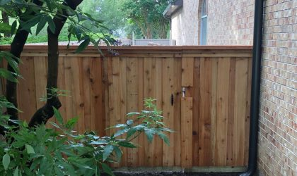 Custom Fencing by Impact Landscapes LLC